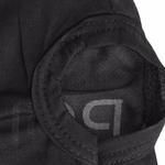 Costume-de-Police-Cosplay-v-tements-pour-chiens-Gilet-noir-lastique-pour-chiot-T-Shirt-accessoires