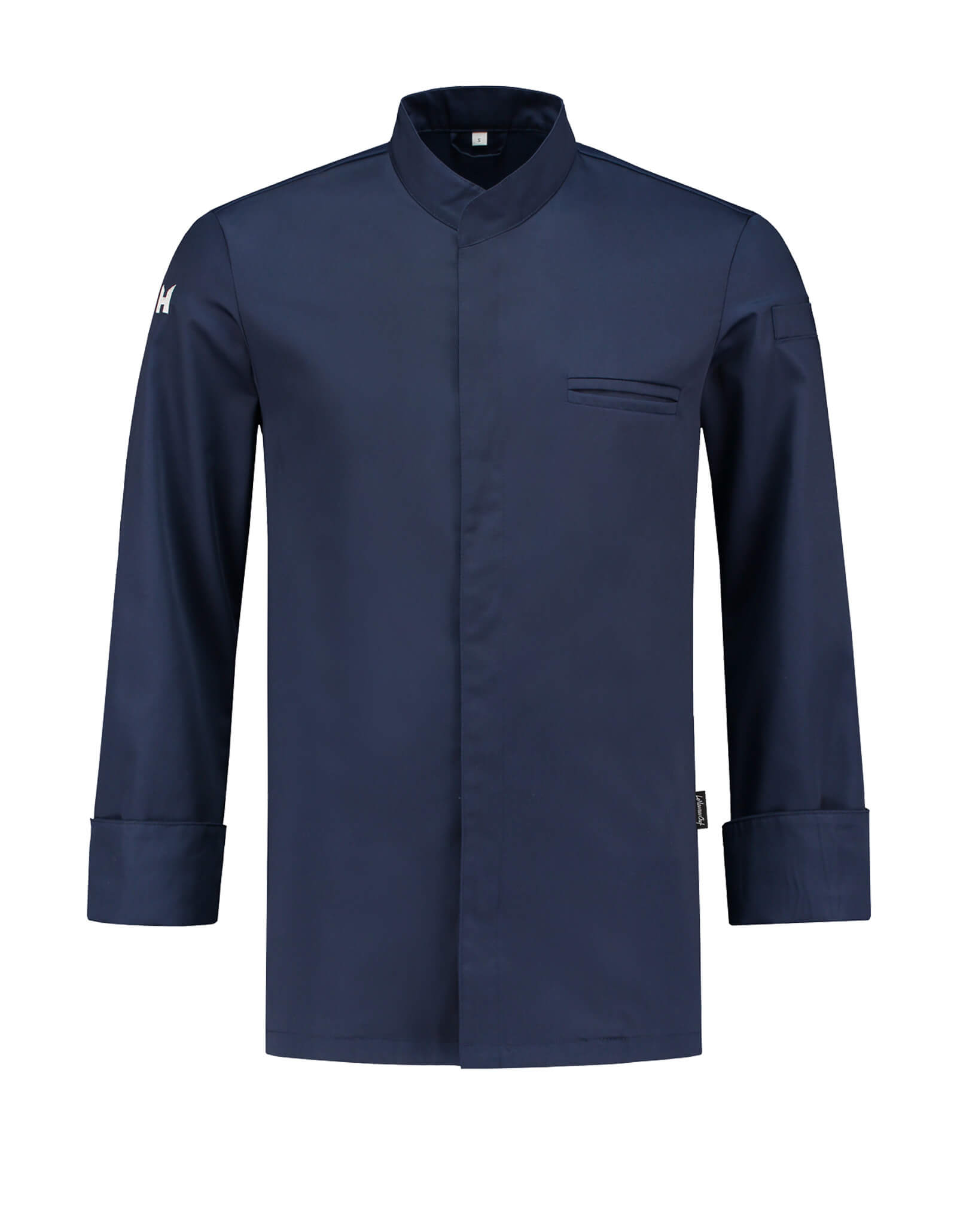 Veste Cuisine Alain Patriot Blue
