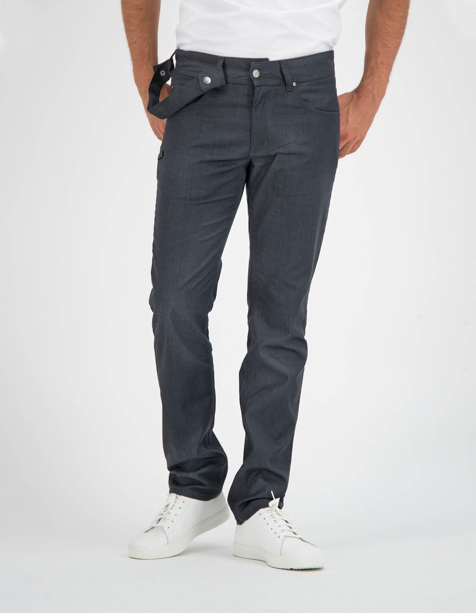 Pantalon Chicago Black Denim