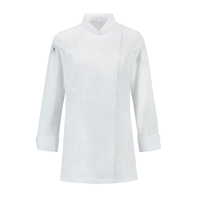 Veste Cuisine Ladies Basix Blanc