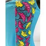 robe de plage bleue wax (6)