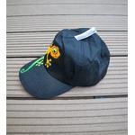 casquette enfant noire avec lézard
