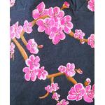sac en coton bio fleurs de cerisier
