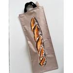 Sac à pain baguette couleur taupe (4)