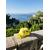 casquette-enfant-jaune-fleurs