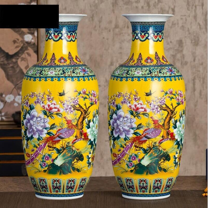 Vases chinois collection