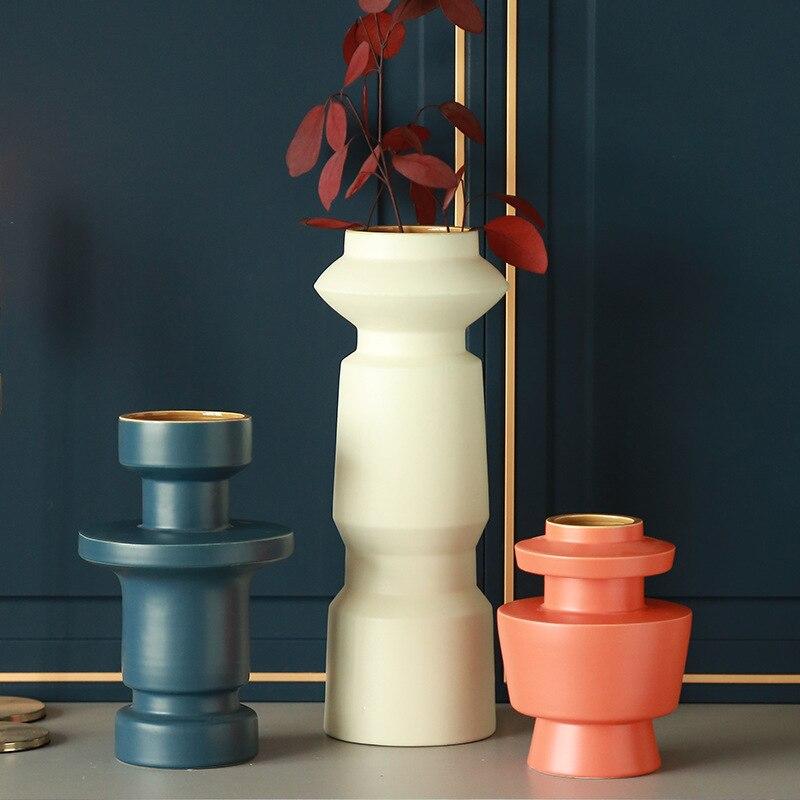 Vases en céramique modernes