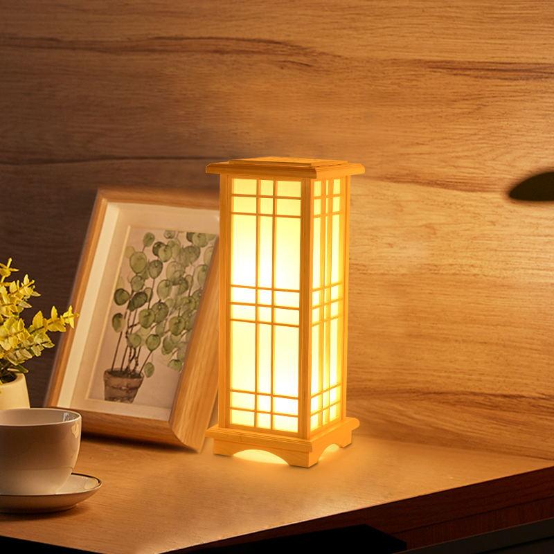 Lampadaire japonais