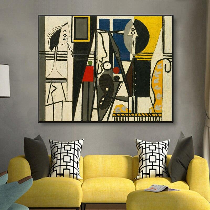 Tableau sur toile de Picasso