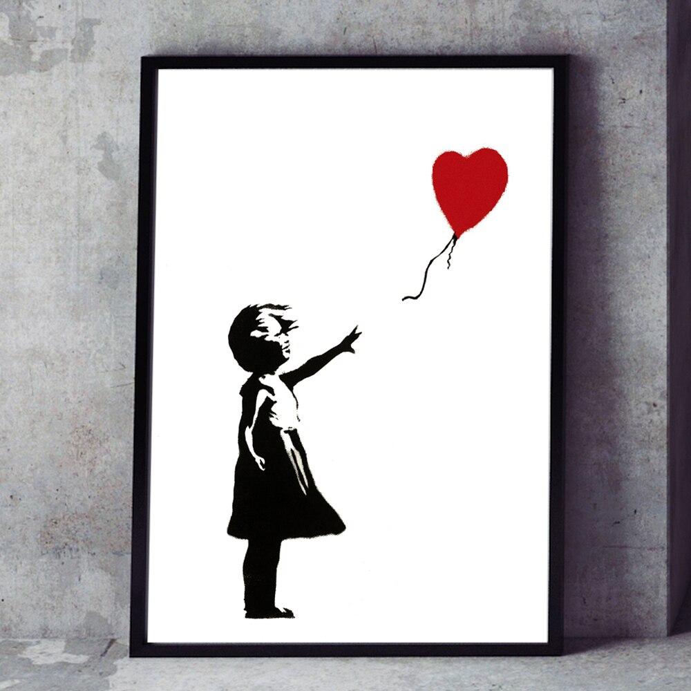 Banksy graffitis de rue