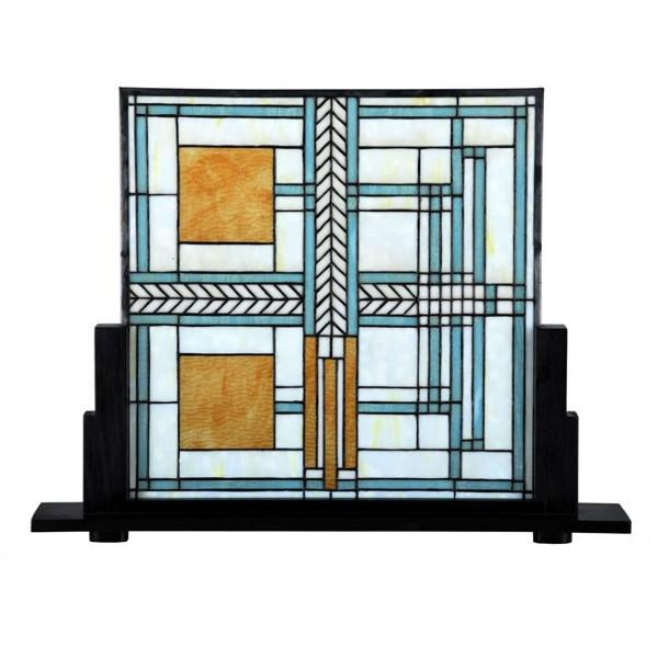 Panneau Tiffany  Frank Lloyd Wright