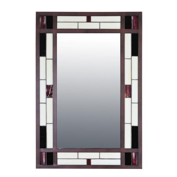 Miroir style Art Déco Tiffany
