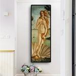 Naissance-de-v-nus-de-Sandro-Bottice-Portrait-Reproduction-de-Portrait-peinture-l-huile-toile-affiches