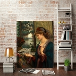 Affiches-et-imprim-s-d-amour-avec-Marie-Spartali-Stillman-peintre-britannique-d-coration-pour-la