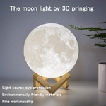 Dropshipping-3D-impression-galaxie-lune-lampe-veilleuse-USB-Rechargeable-cr-atif-d-cor-la-maison-Globe