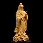 Statue-Laozi-en-bois-sculpt-18CM-nom-de-Kongfuzi-bouddha-lucius-pour-d-coration