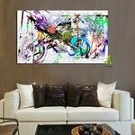 Peinture-sur-toile-Graffiti-Street-Pop-Art-peinture-sur-toile-imprim-e-HD-image-murale-pour
