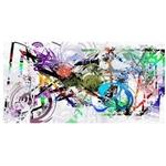 galerie glacis tableau graffitis moto