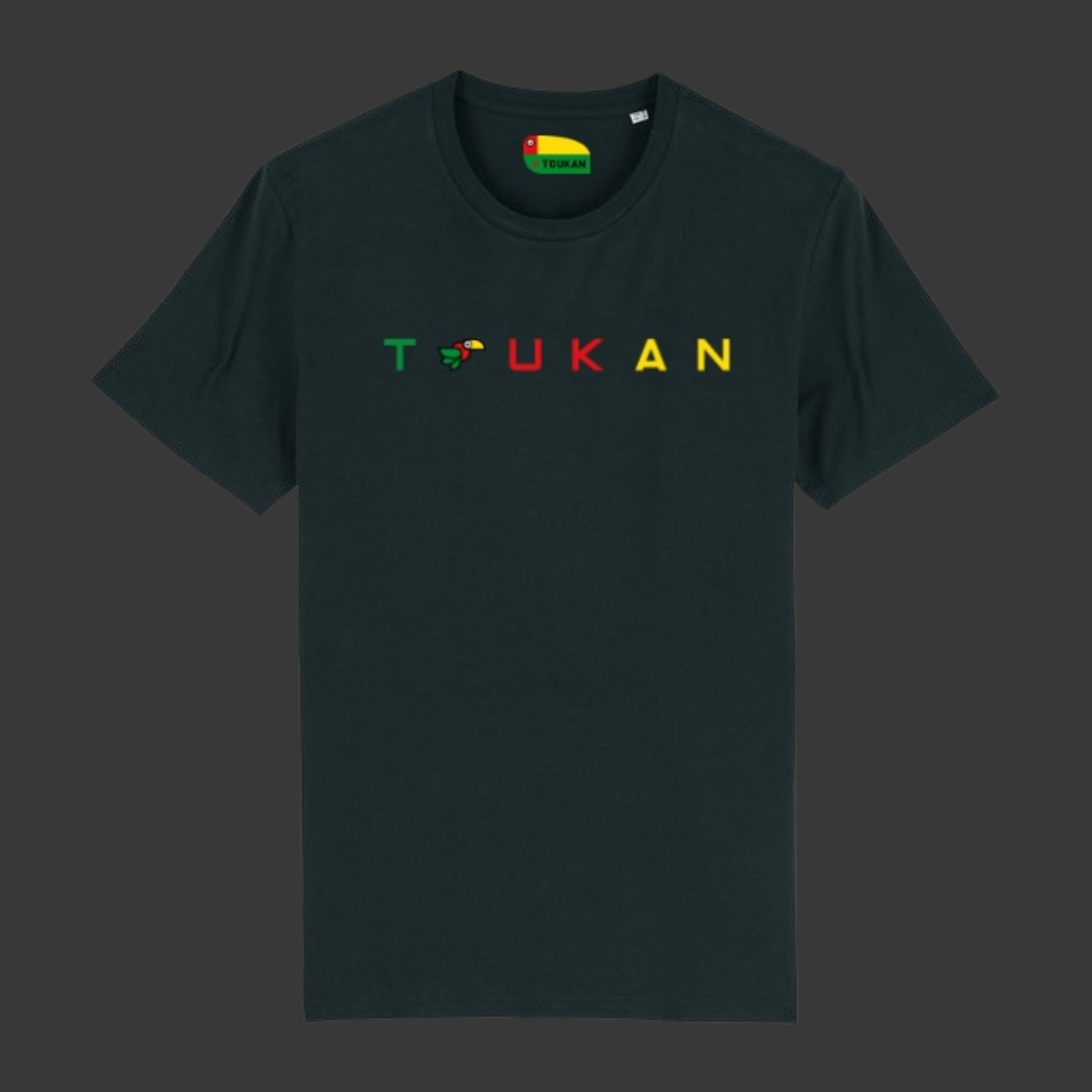 T-shirt - TOUKAN - Noir