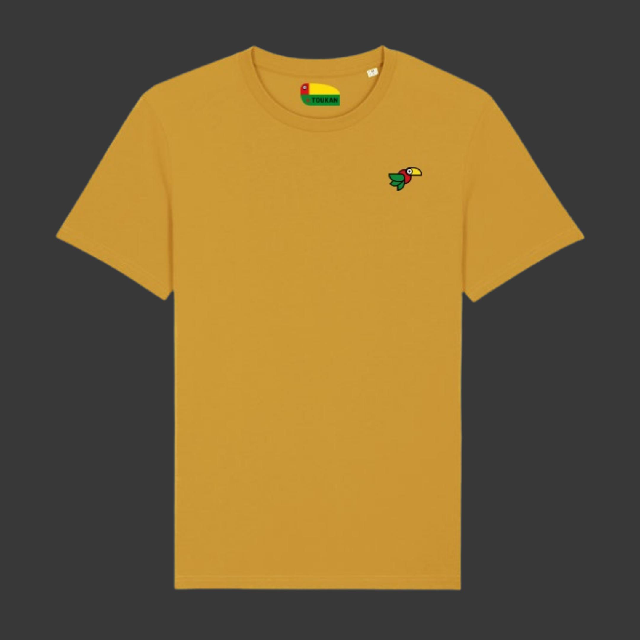 T-shirt TOUKAN - Ochre