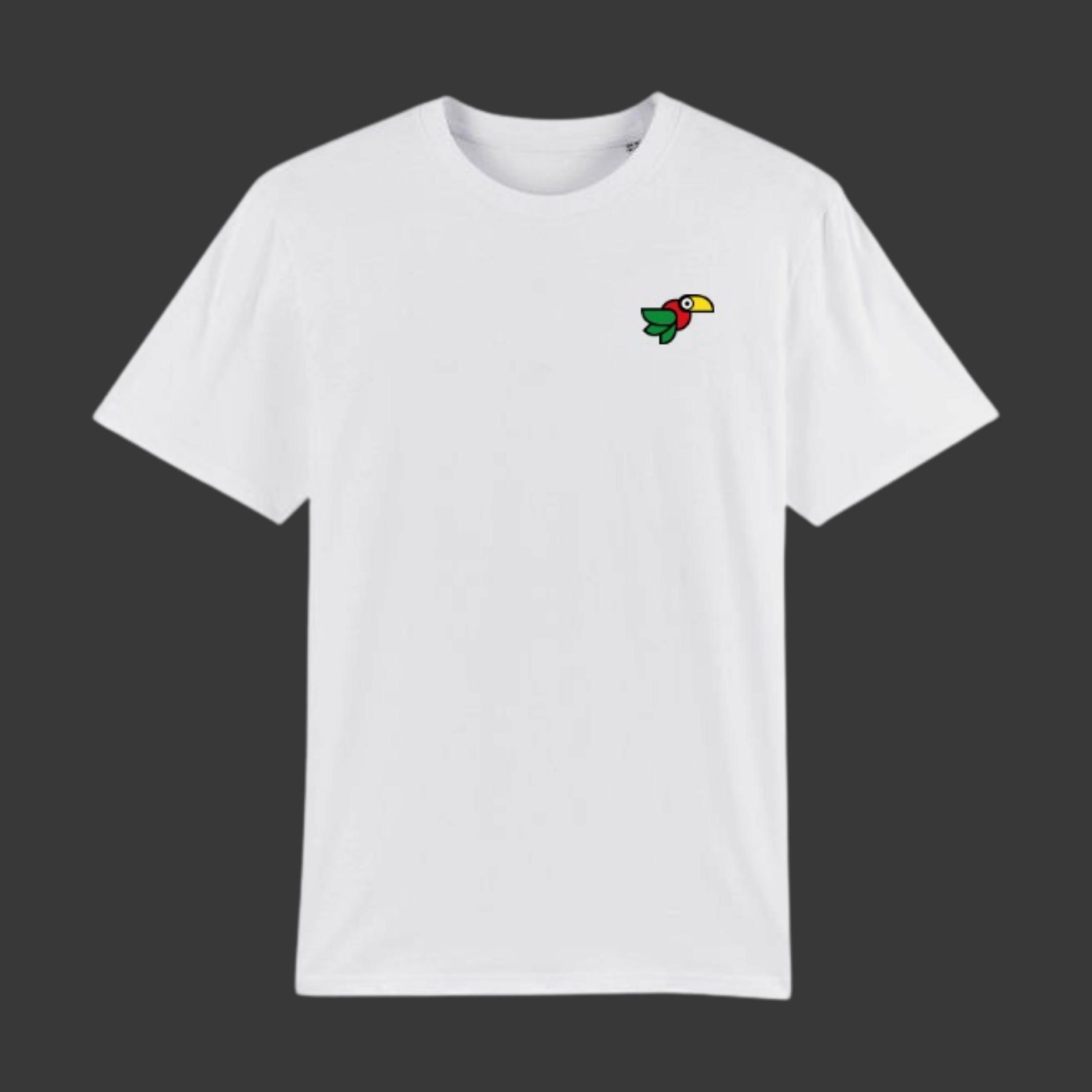 T-shirt TOUKAN - Classic - Blanc