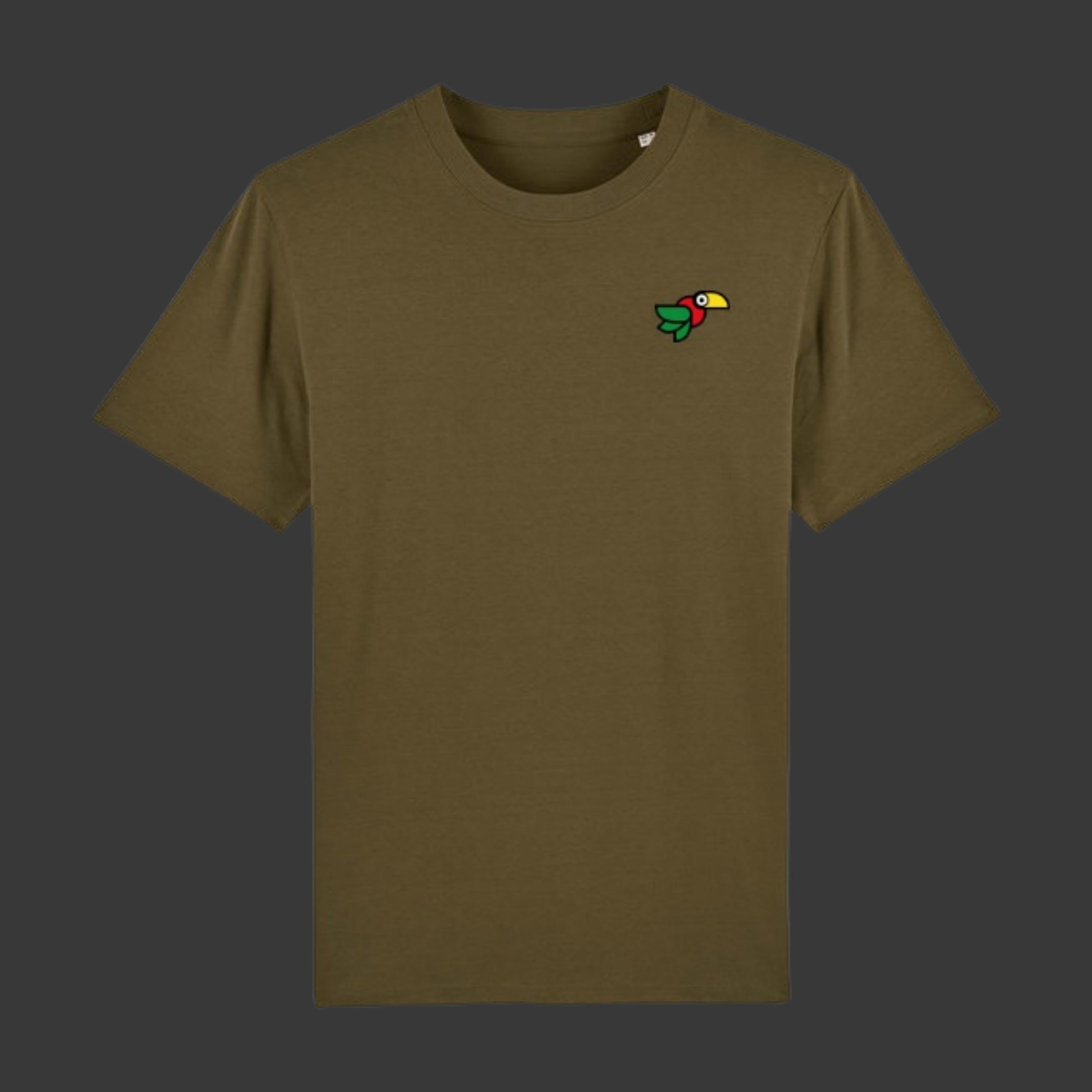 T-shirt TOUKAN - Classic - Kaki