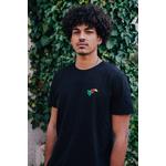 t-shirt noir toukan
