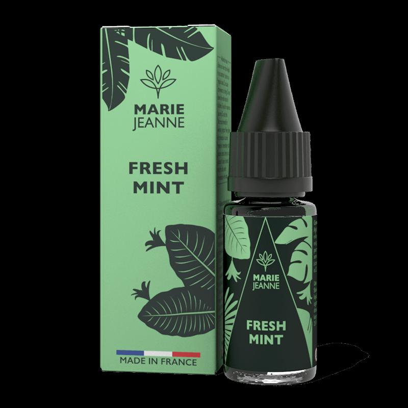 E-Liquide CBD Fresh Mint