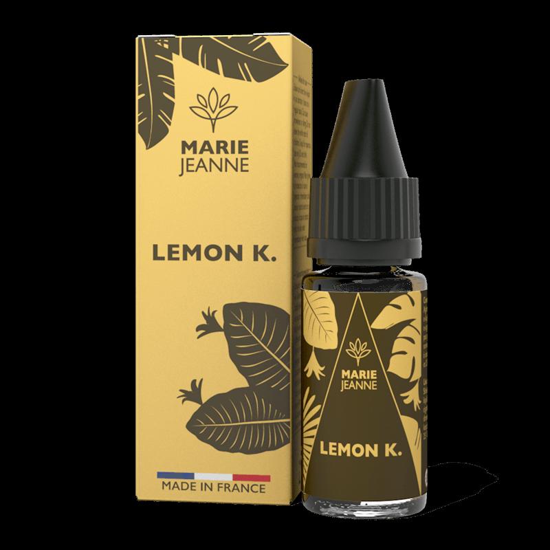 E-Liquide CBD Lemon K