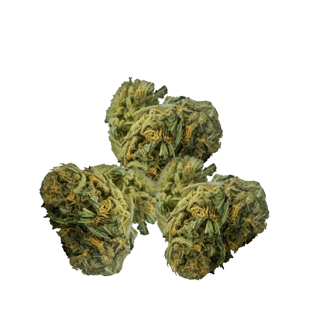 Bubba Kush Greenhouse 15%