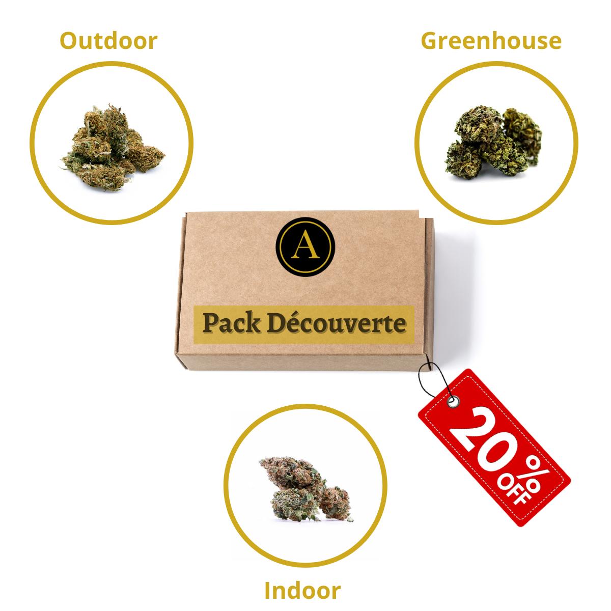 Le Pack Découverte