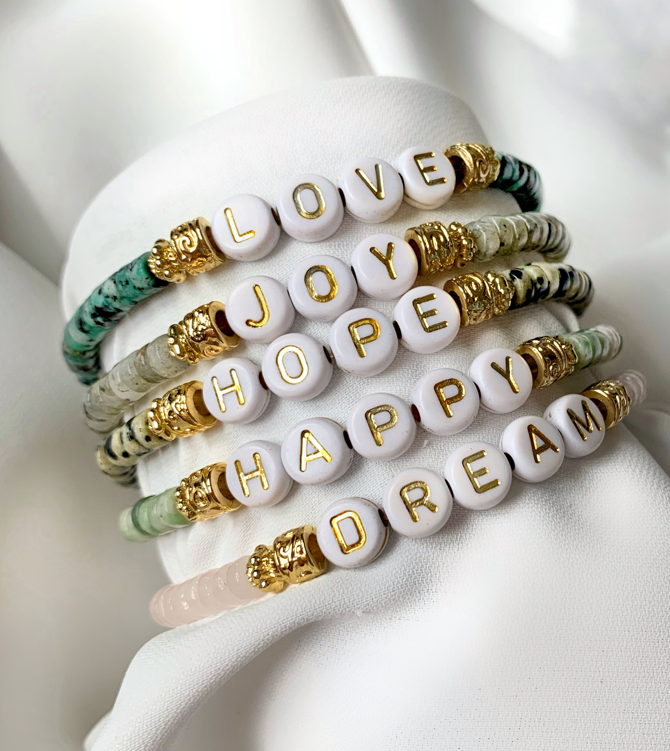 BAM Bracelet A Message