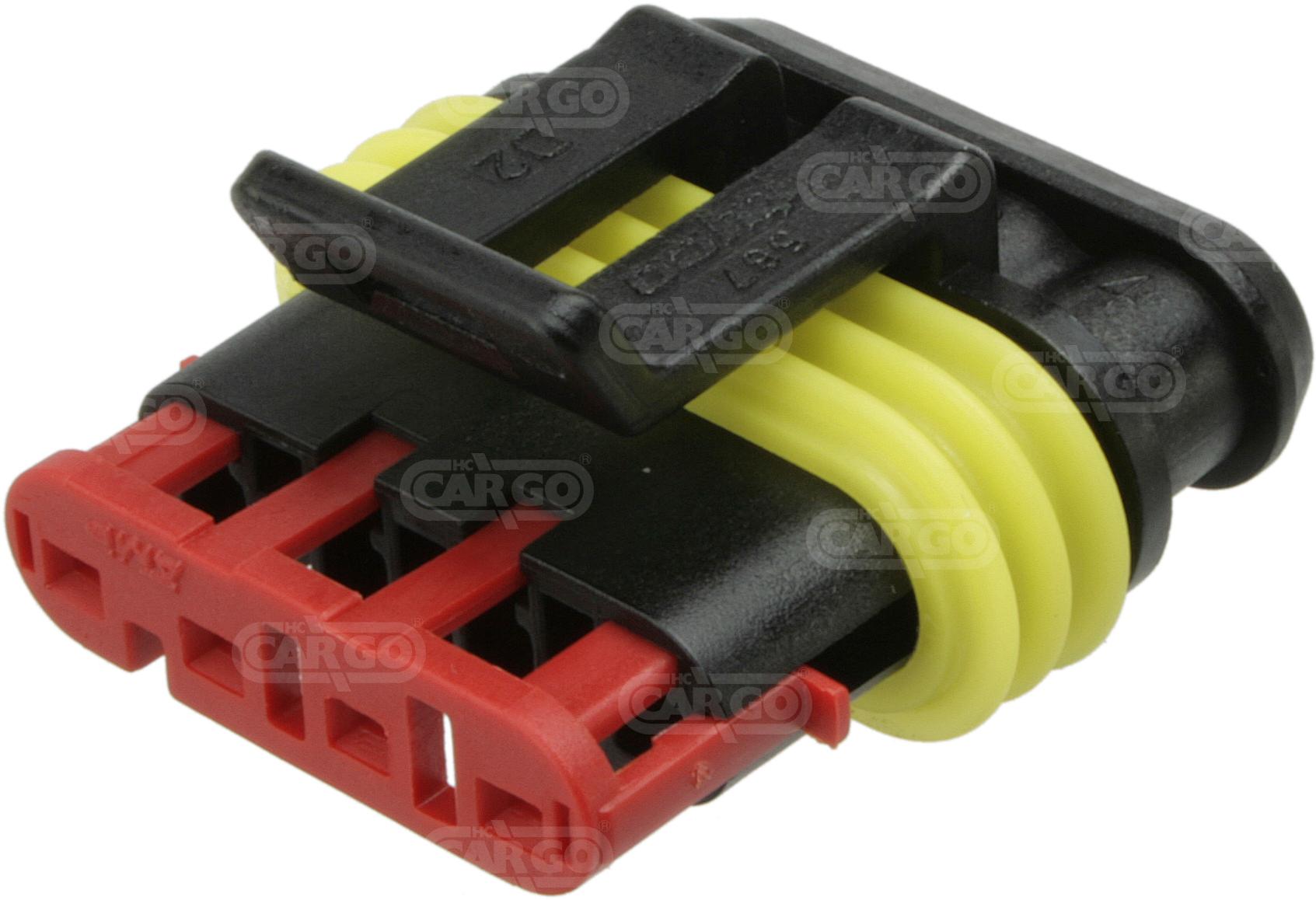 Connecteur multivoies - 1,5 Super Seal  (coli de 10 pièces)