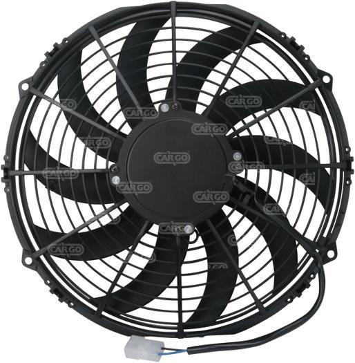 HC-CARGO Ventilateur de refroidissement