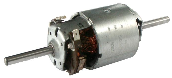 Moteur c.c. universel 12 V pour Tracteurs Fiat