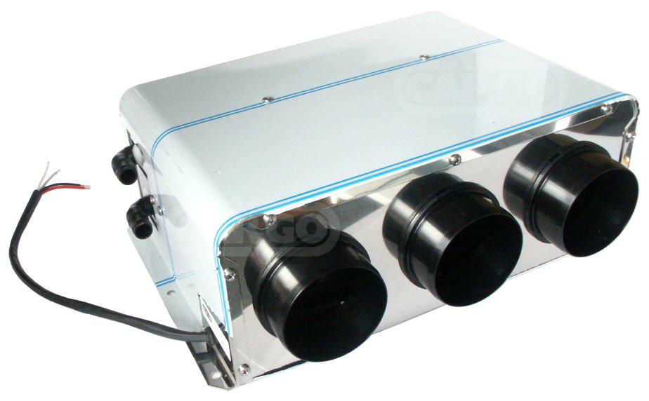 Chauffage de cabine 24 V, 1.2 kW