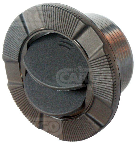 Aérateur de ventilation 70-76 mm
