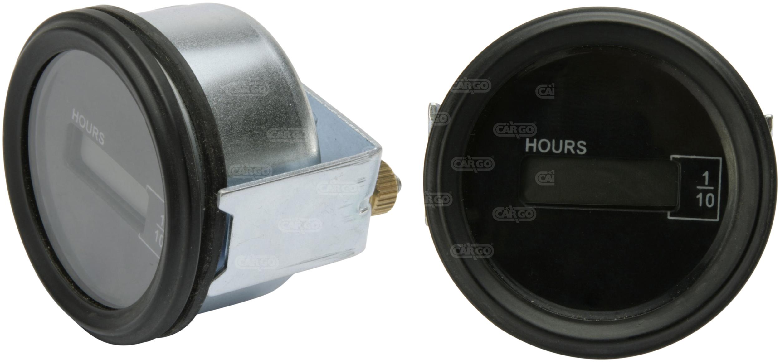 Horamètre digital 9-60 VDC