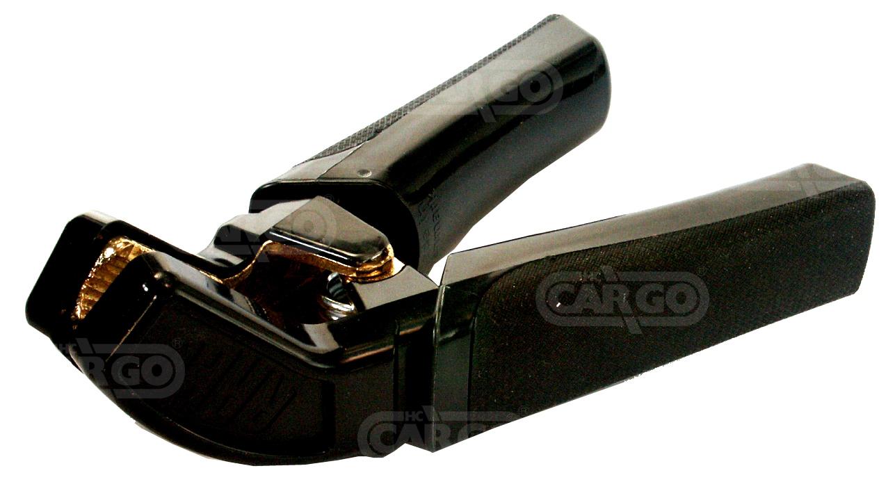 Pinces croco 25-50 mm² noires