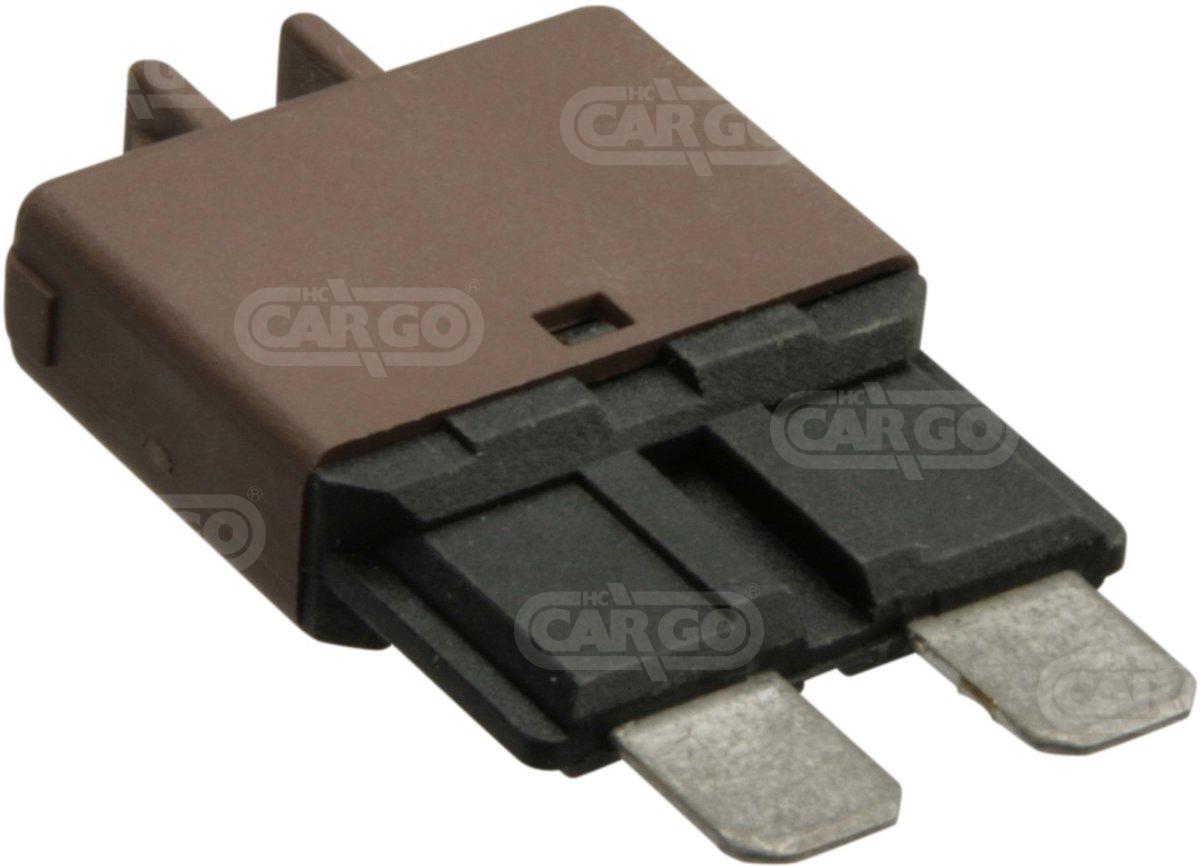 Fusible disjoncteur 19 mm, 7.5 A