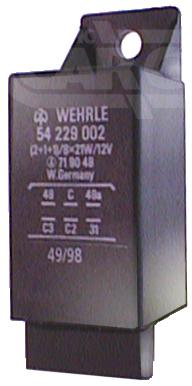 Centrale clignotante 12 V