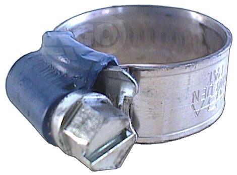 Colliers de serrage 15-24 mm  (50 pièces)