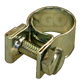 Colliers de serrages 9-11 mm (50 pièces)