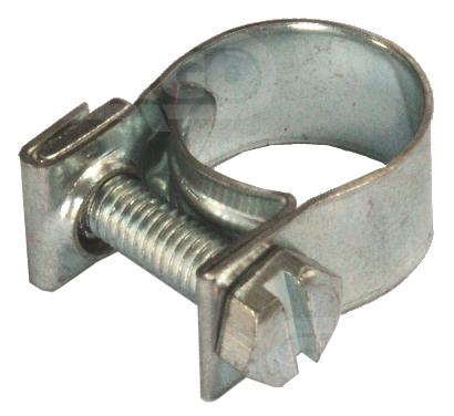Colliers de serrages 10-13 mm (50 pièces)