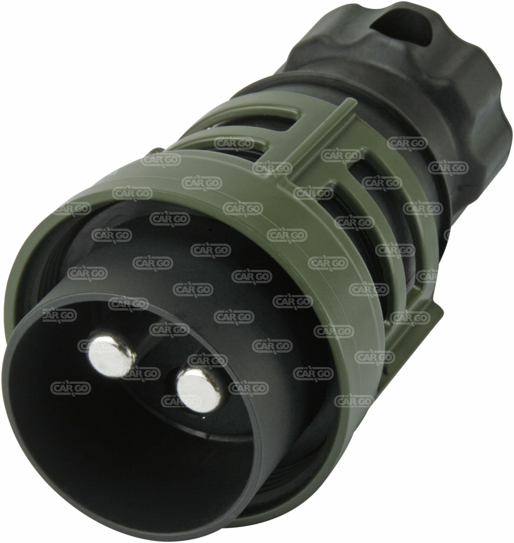 Connecteur vert type Otan