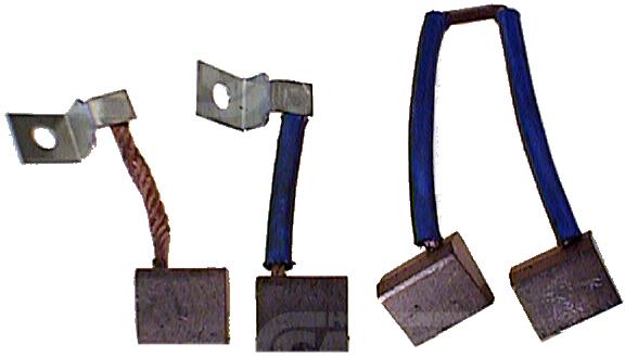 04,50/8,90x15,10x12,45 Voltage 12* Jeu de balais