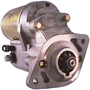 Démarreur 246 Spécifications électriques Voltage12 KW1.4