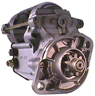 Démarreur 356 Spécifications électriques Voltage12 KW1.4