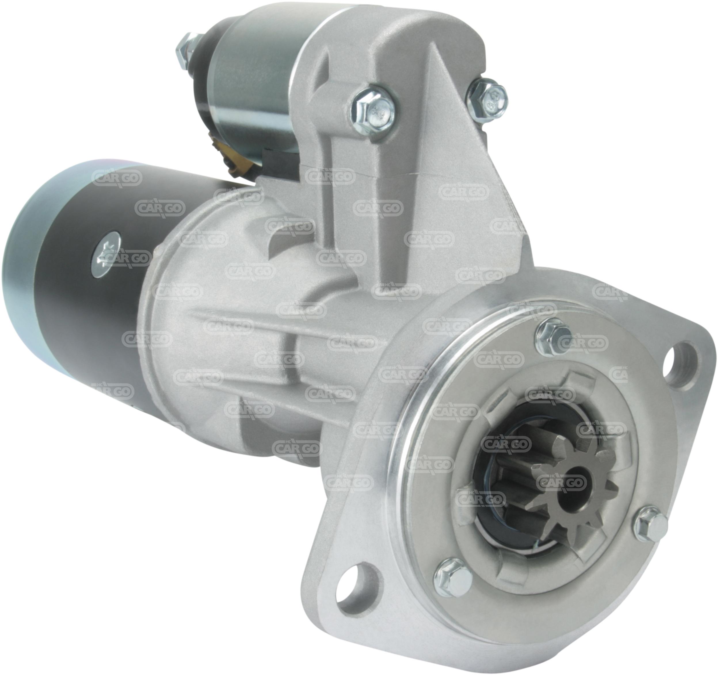 Démarreur 412  Spécifications électriques Voltage12 KW2.2