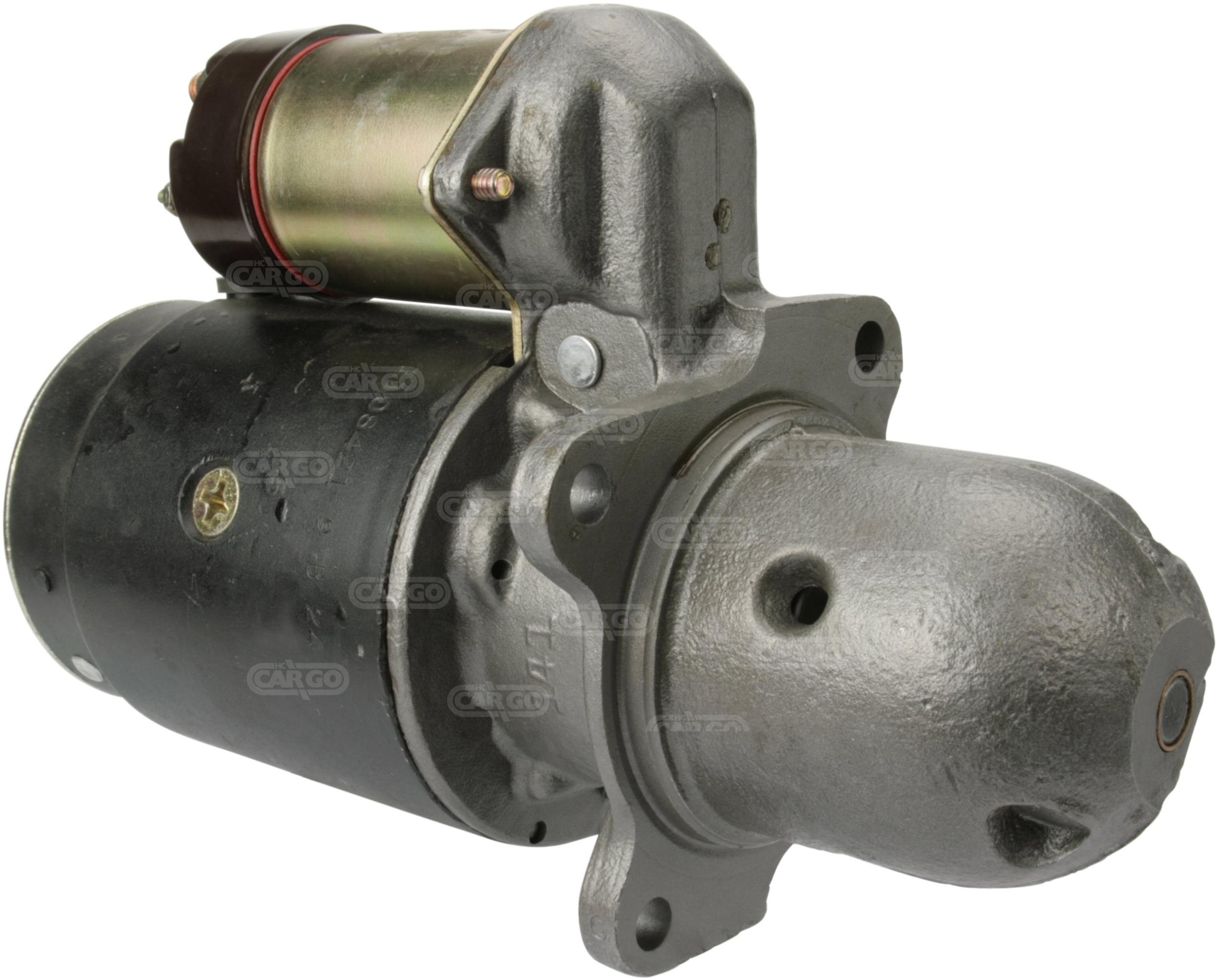 Démarreur 491  Spécifications électriques Voltage12 KW1.4